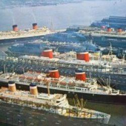 The History of Transatlantic Ocean Liner Travel